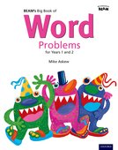 BEAM's Big Book of Word Problems Year 1 and 2 Set