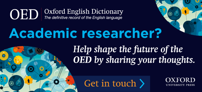 OED and research feedback