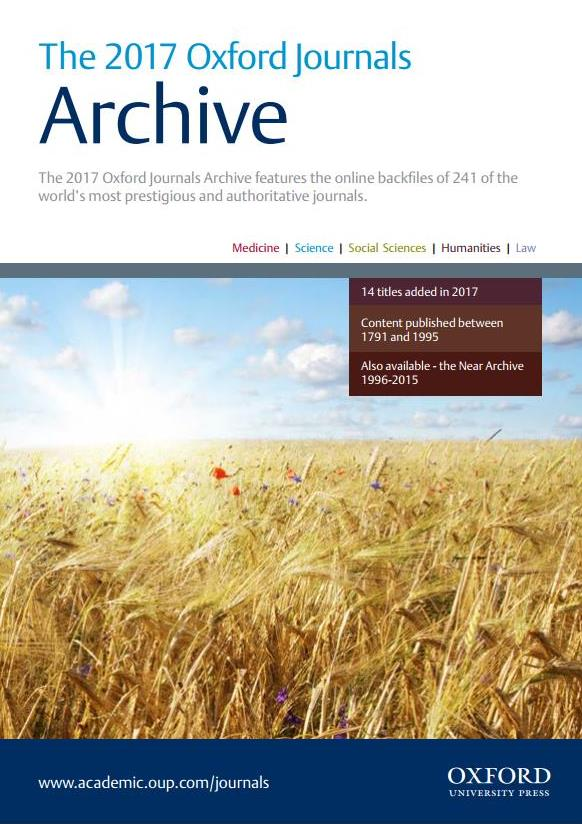 2016 Archive Brochure