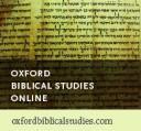 Oxford Biblical Studies Online logo