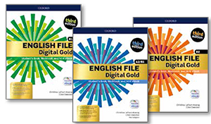 English File Digital Gold