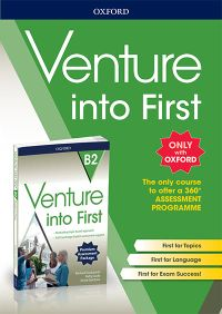 Learn More about Venture into First