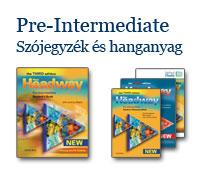 New Headway Pre-Intermediate - Szójegyzék és hanganyag