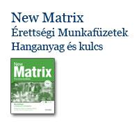 New Matrix Érettségi Munkafüzetek - Hanganyag és kulcs