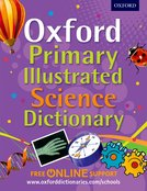 Oxford Primary Illustrated Science Dictionary free resources