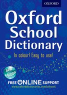 Oxford School Dictionary free resources