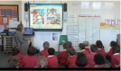 Watch Oxford Reading Tree being used to develop children's writing (Video)