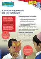 Read Write Inc. Literacy and Language: Creative teaching overview (PDF)