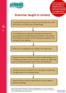 Read Write Inc. Literacy and Language: Grammar in context (PDF)