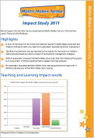 Maths Makes Sense Impact Study 2011 (PDF)