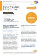 Case Study from North Walsham Infant School (PDF)