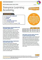 Case Study from Trenance Learning Academy (PDF)