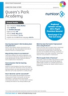 Pupil Premium and Numicon at Queen's Park Academy (PDF)