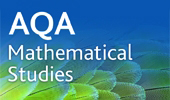 AQA Mathematical Studies Level 3 Certificate