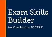 Cambridge IGCSE® Exam Skills Builders for English