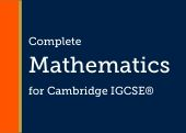Complete Mathematics for Cambridge IGCSE®