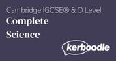 Complete Science for Cambridge IGCSE® - third editions