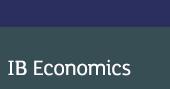 IB Economics