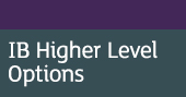 IB Mathematics Higher Level Options