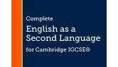 Part of English as a Second Language for Cambridge IGCSE