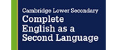 Part of Complete English as a Second Language for Cambridge Secondary 1