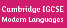 Cambridge IGCSE® Modern Languages
