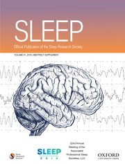 Cover for   SLEEP