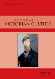 Cover for   Journal of Victorian Culture