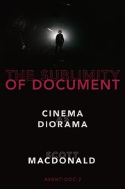 Cover for   The Sublimity of Document