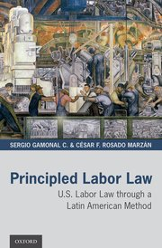 Cover for   Principled Labor Law
