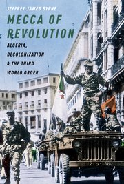 Cover for   Mecca of Revolution