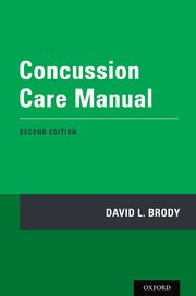 Cover for   Concussion Care Manual
