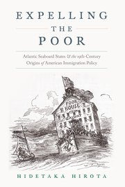 Cover for   Expelling the Poor
