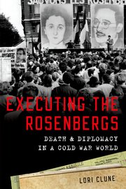 Cover for   Executing the Rosenbergs
