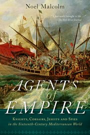 Cover for   Agents of Empire