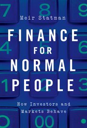 Cover for   Finance for Normal People