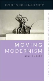 Cover for   Moving Modernism