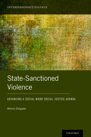 Cover for   State-Sanctioned Violence