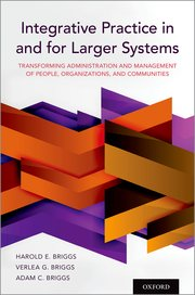 Cover for   Integrative Practice in and for Larger Systems