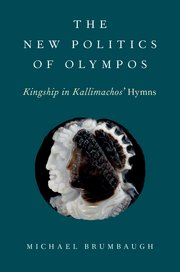 Cover for   The New Politics of Olympos