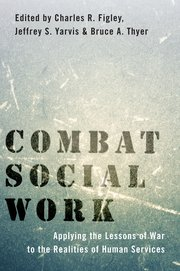 Cover for   Combat Social Work