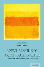 Cover for   Essential Skills of Social Work Practice