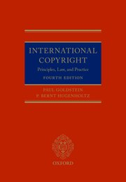 Cover for   International Copyright