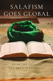 Cover for   Salafism Goes Global