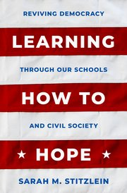 Cover for   Learning How to Hope