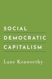 Cover for   Social Democratic Capitalism