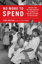 Cover for   No More to Spend