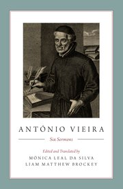 Cover for   António Vieira