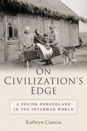 Cover for   On Civilizations Edge
