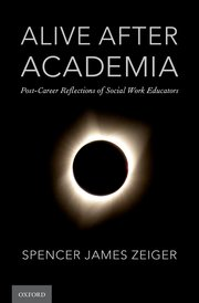 Cover for   Alive After Academia